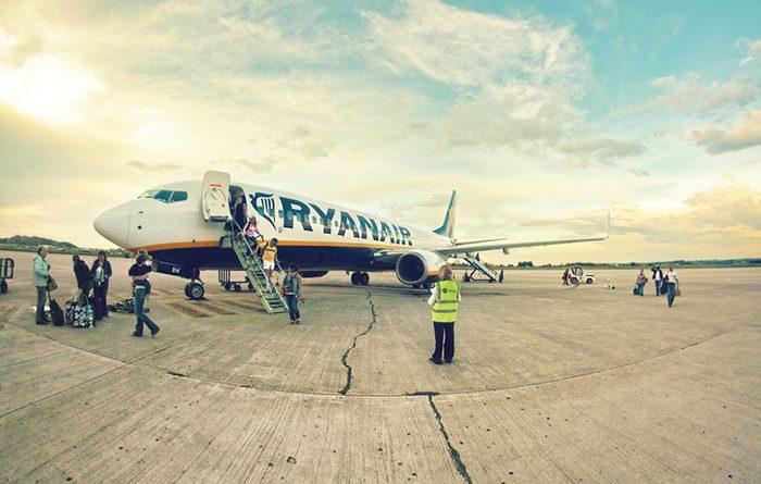 Ryanair sindacati: foto