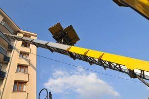 Noleggio autoscala con tariffa su misura Milano