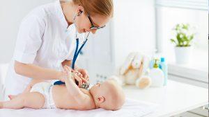 Medico specialista pediatra a Roma